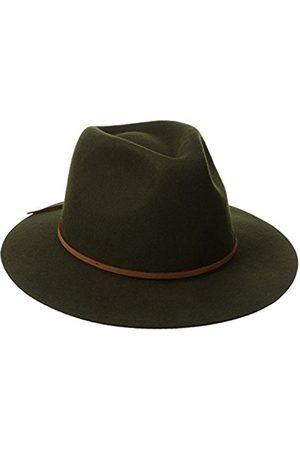 Hombre Sombreros - Brixton Wesley - Sombrero Verde verde grisáceo Talla  medium 32020c74ba2