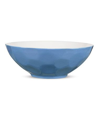 Love this Sky Krinkle 11'' Serving Bowl on #zulily! #zulilyfinds