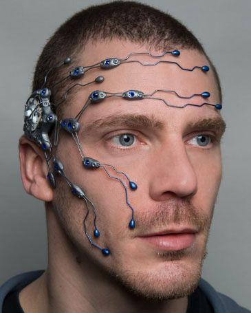 Cyberdog G2 Nanotec Head System Jewellery.