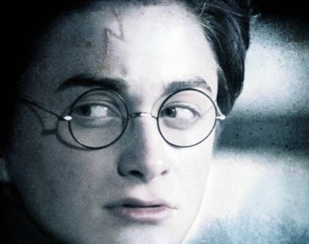 A Scar On Harry Potters Forehead In The Shape Of A Lightning Bolt