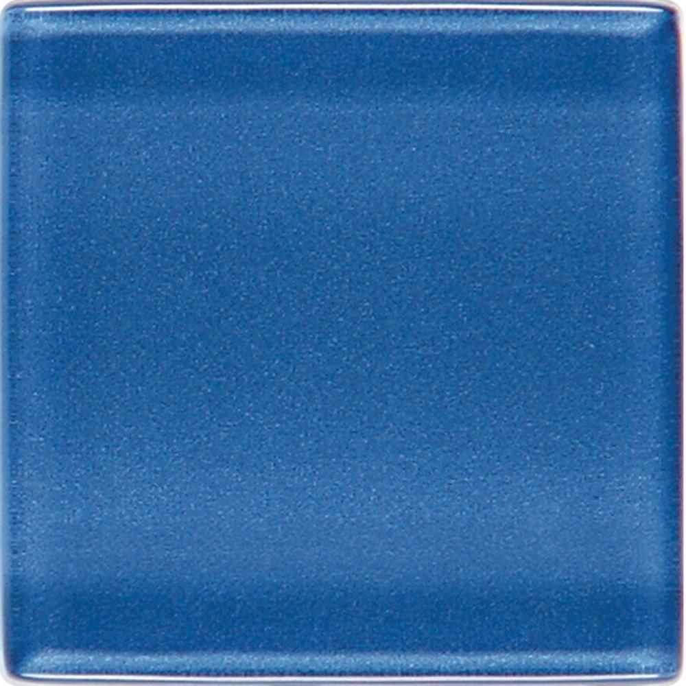 Daltile Isis Polo Blue 12 in. x 12 in. x 3 mm Glass Mesh-Mounted ...