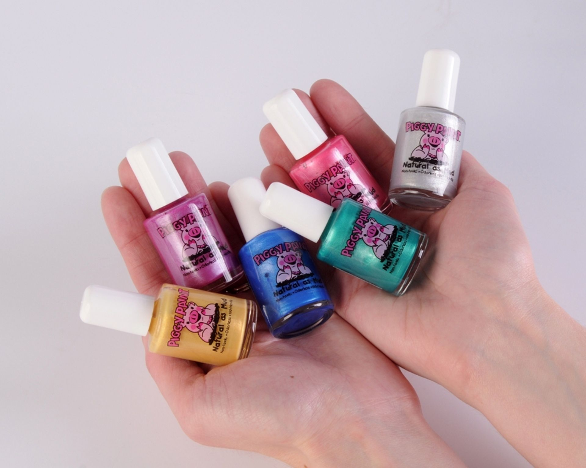 Piggy Paint is a great non-toxic fingernail polish for young girls ...