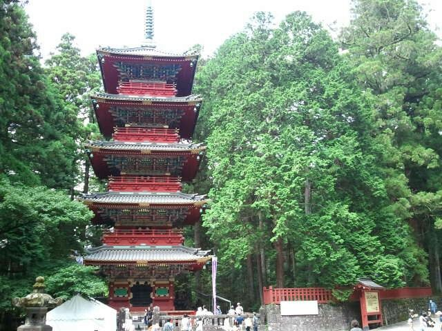 Toshogu Shrine, Nikko | Places to go