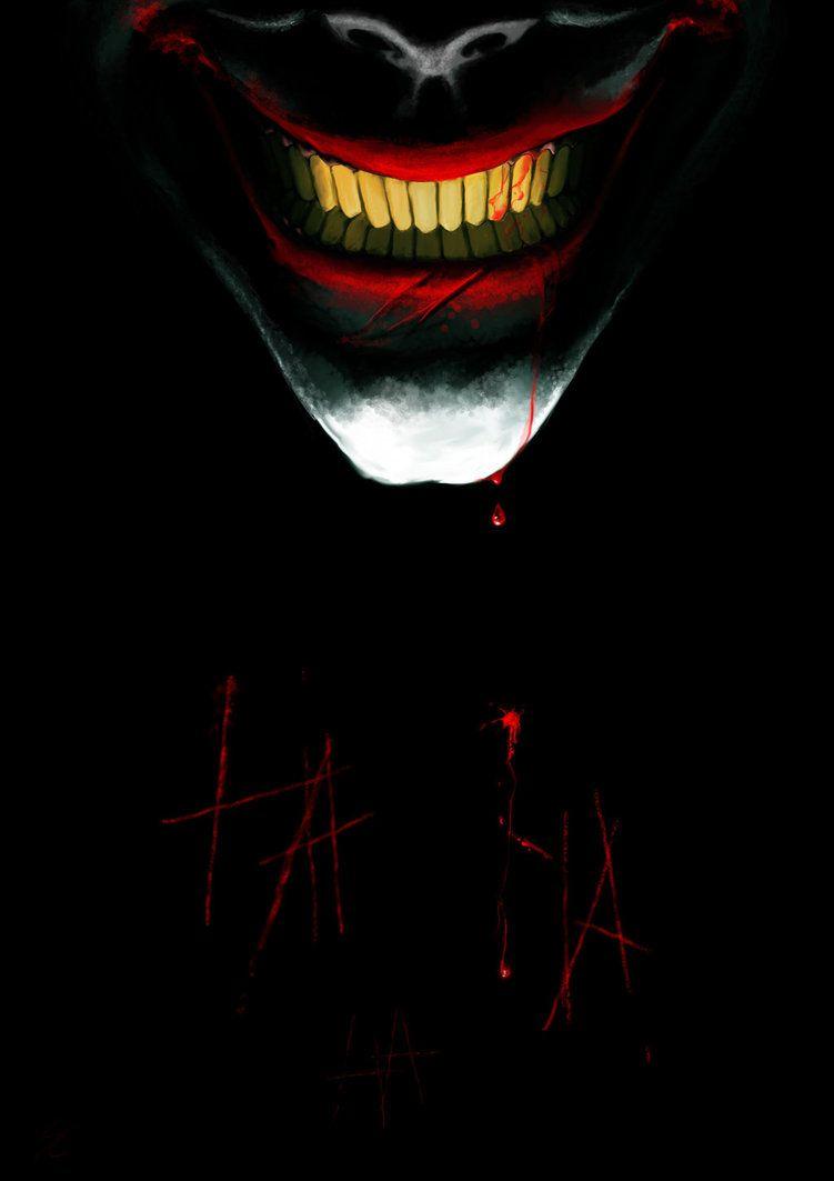 joker HA HA HA by Aquila--Audax on DeviantArt