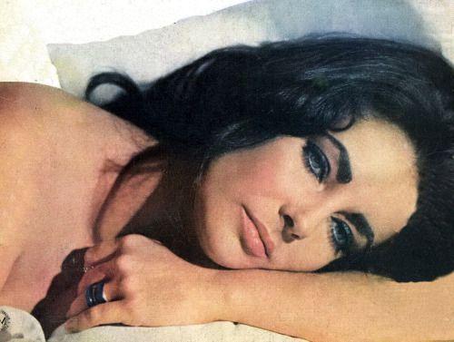 Una tal Elizabeth Taylor.
