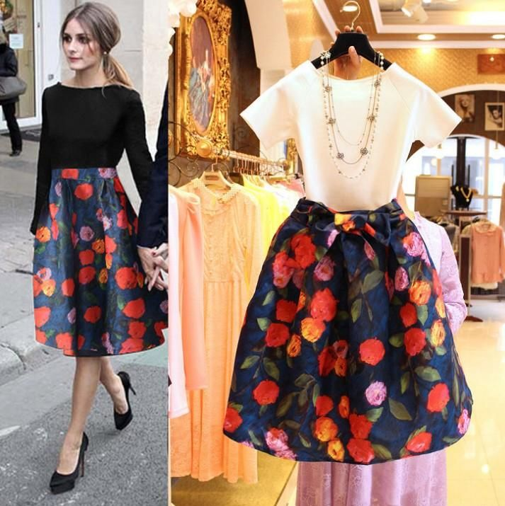 2015 Lady Skirt Sets Ball Gown Princess Women Short Sleeve Tshirts ...