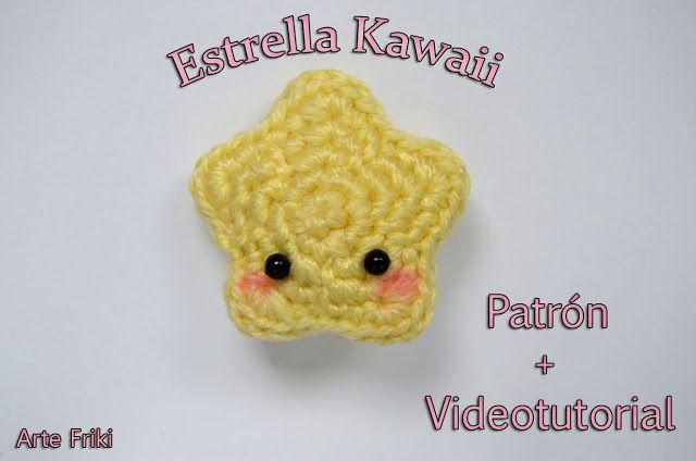 Amigurumi Patrones Gratis En Español : Estrella amigurumi patrón gratis crochet and knitted patterns