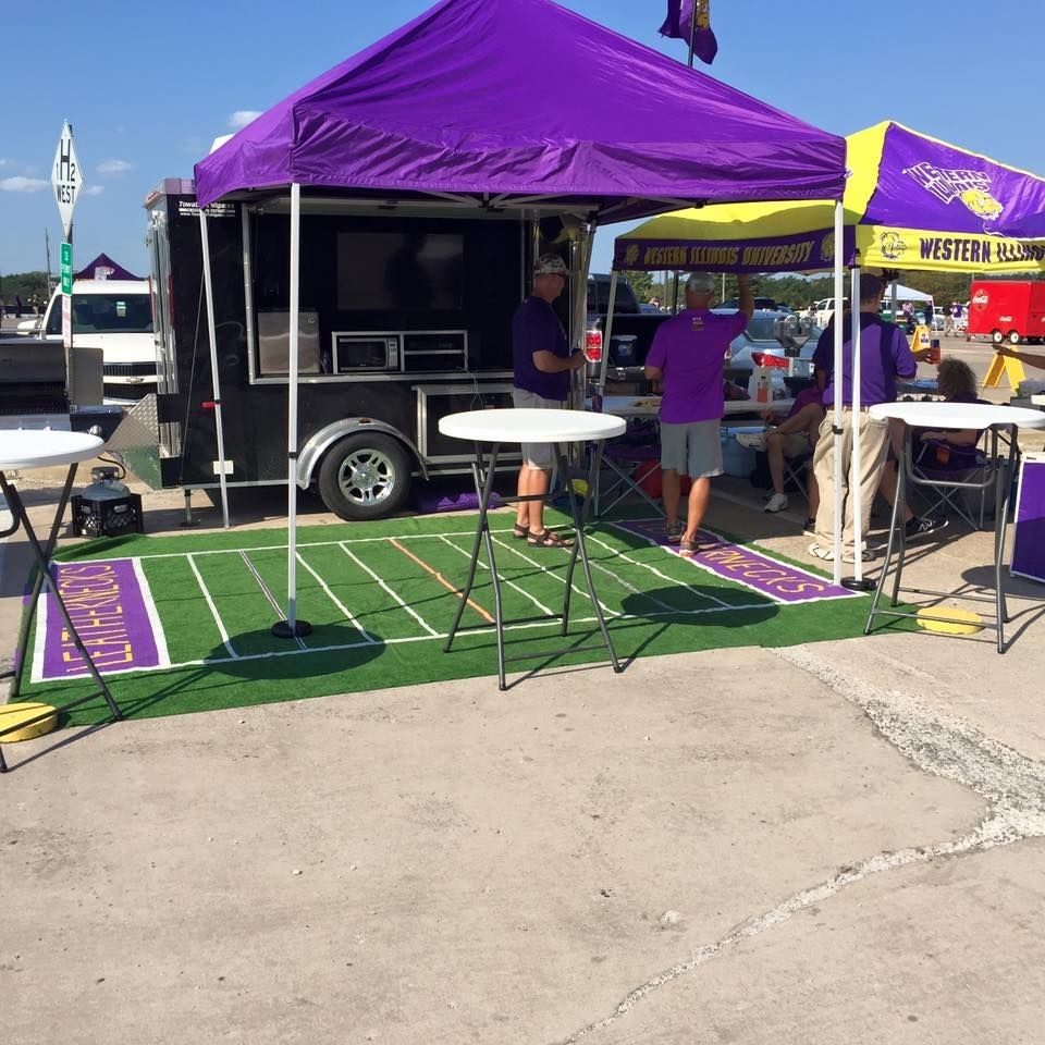 Bring your tailgating setup game at western illinois university bring your tailgating setup game at western illinois university arubaitofo Image collections