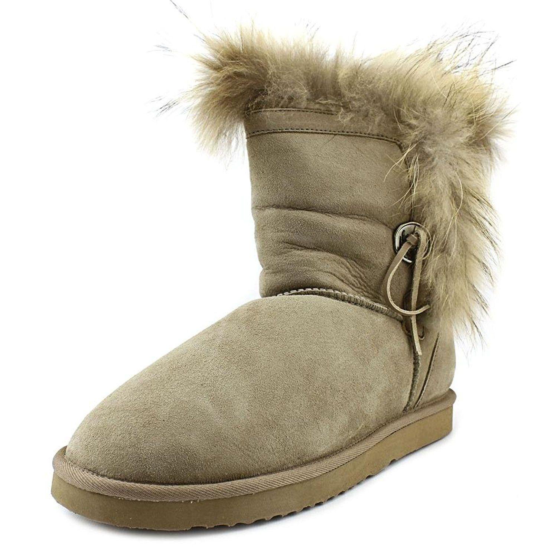 204ffa8386b Koolaburra Women's Trishka Short Fur Snow Boot -- Insider's special ...