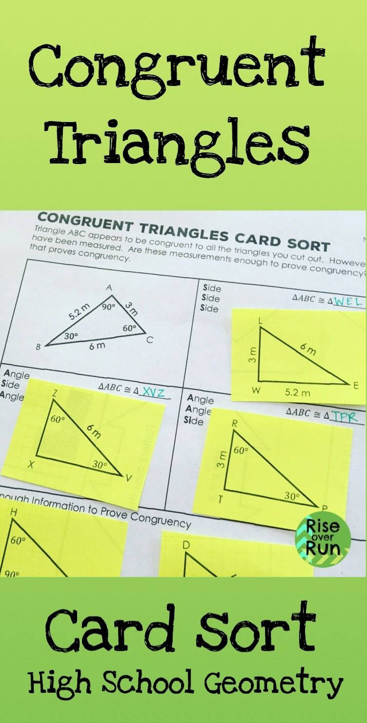 hight resolution of Pin on High School Geometry Resources