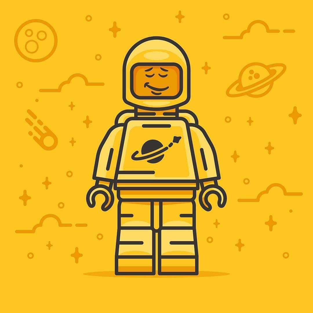 23+ Lego astronaut coloring pages ideas