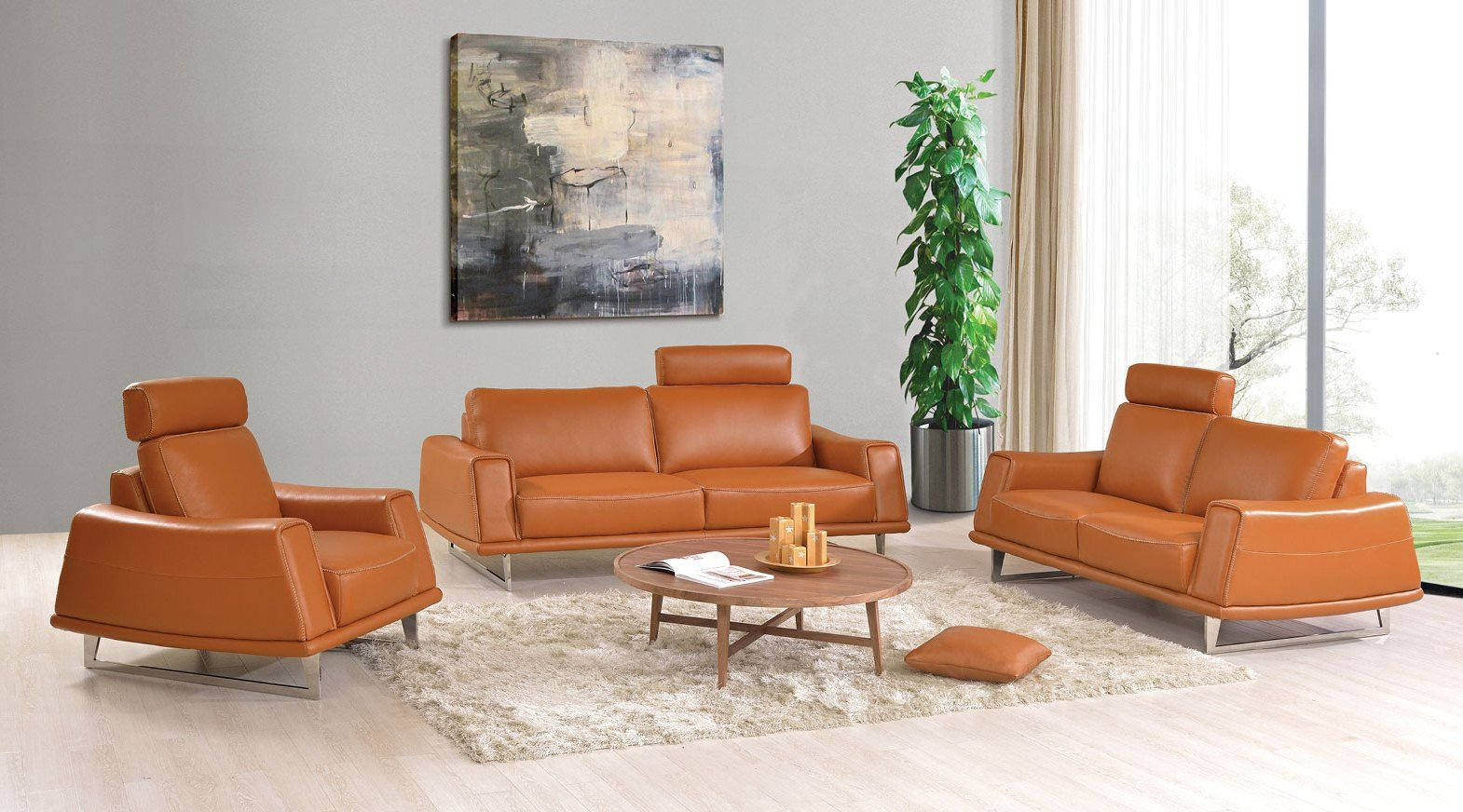 Exclusive Ledersofas ledersofas outlet affordable sectional sofa with ottoman l beige