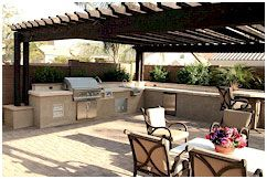 Backyard Entertainment Ideas arizona back yard landscape ideas | arizona backyard entertainment