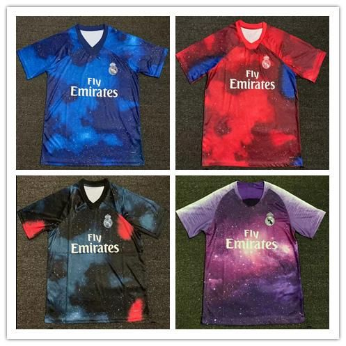 2b6c1feacad 2019 19 20 Real Madrid Juventus Home Away Soccer Thailand Jerseys 2019  MODRIC BALE KROOS ISCO BENZEMA 3rd Football Shirts Mariano New Jerseys From  ...