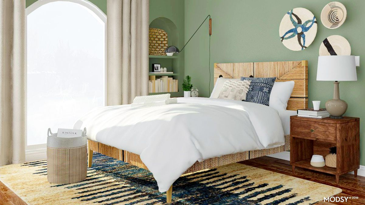 pin on eclectic bedroom