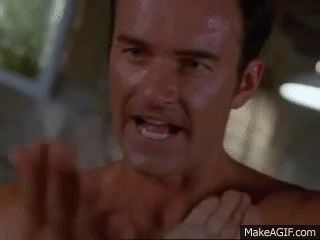 Charmed Phoebe Alyssa Milano And Cole Julian Mcmahon