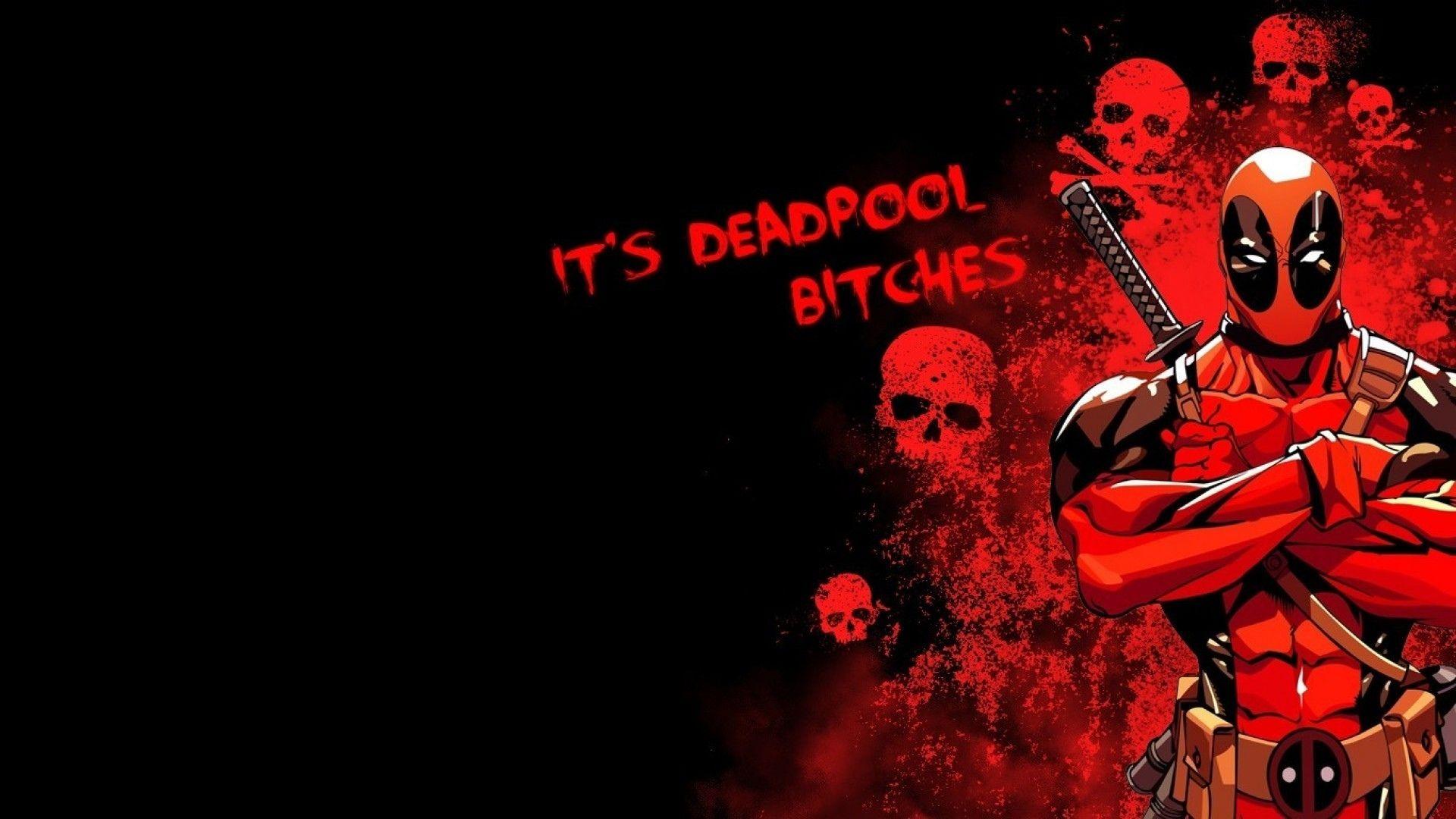 Desktop Background Deadpool Hd 717 Deadpool Hd Wallpapers