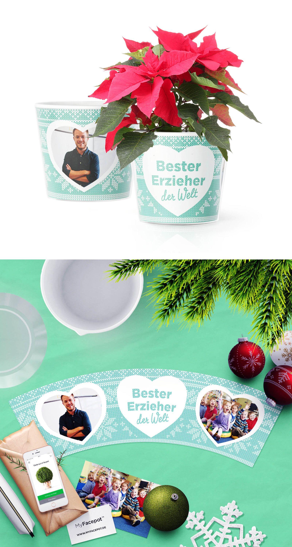Bester Erzieher Weihnachtsgeschenk 🎅 Schwiegereltern zu Weihnachten ...