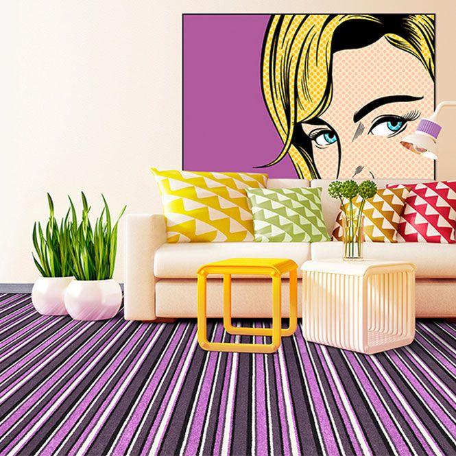 Decoração Pop Art: Dicas e inspirações para sua casa! | Pinterest ...