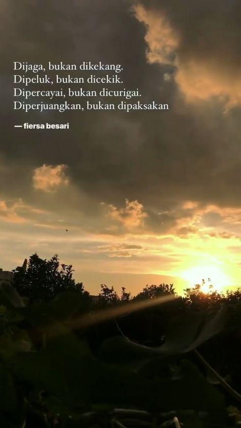 55 Ideas quotes indonesia fiersa besari