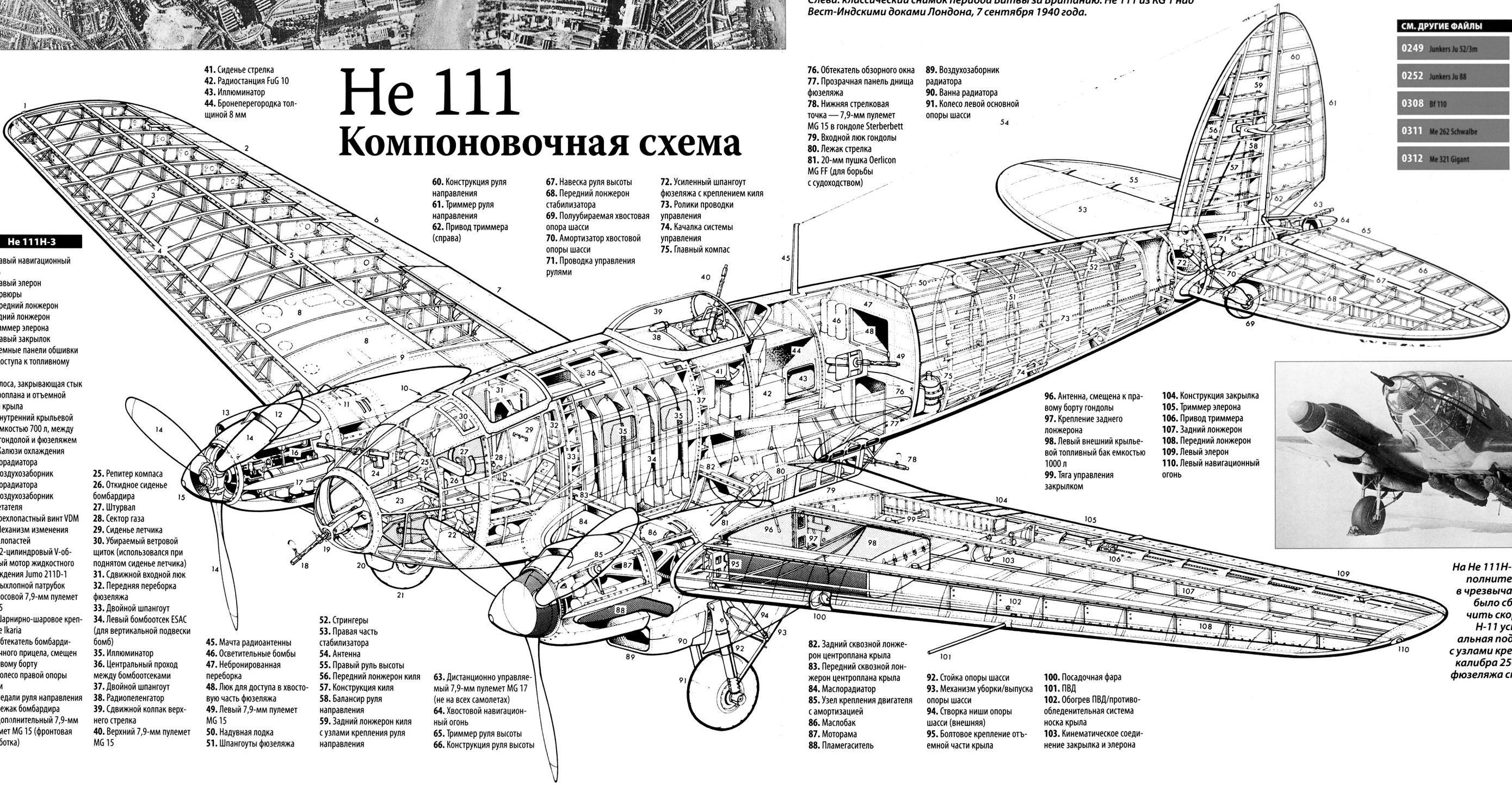 Aircarft Cutaway   aircraft world war 2   Pinterest   Avión, Cortes ...