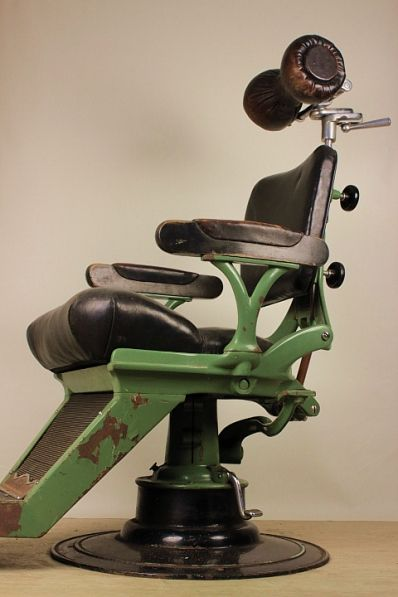 Old Dentist Chair Google Search Little Shop Of Horrors Architectural Salvage Vintage
