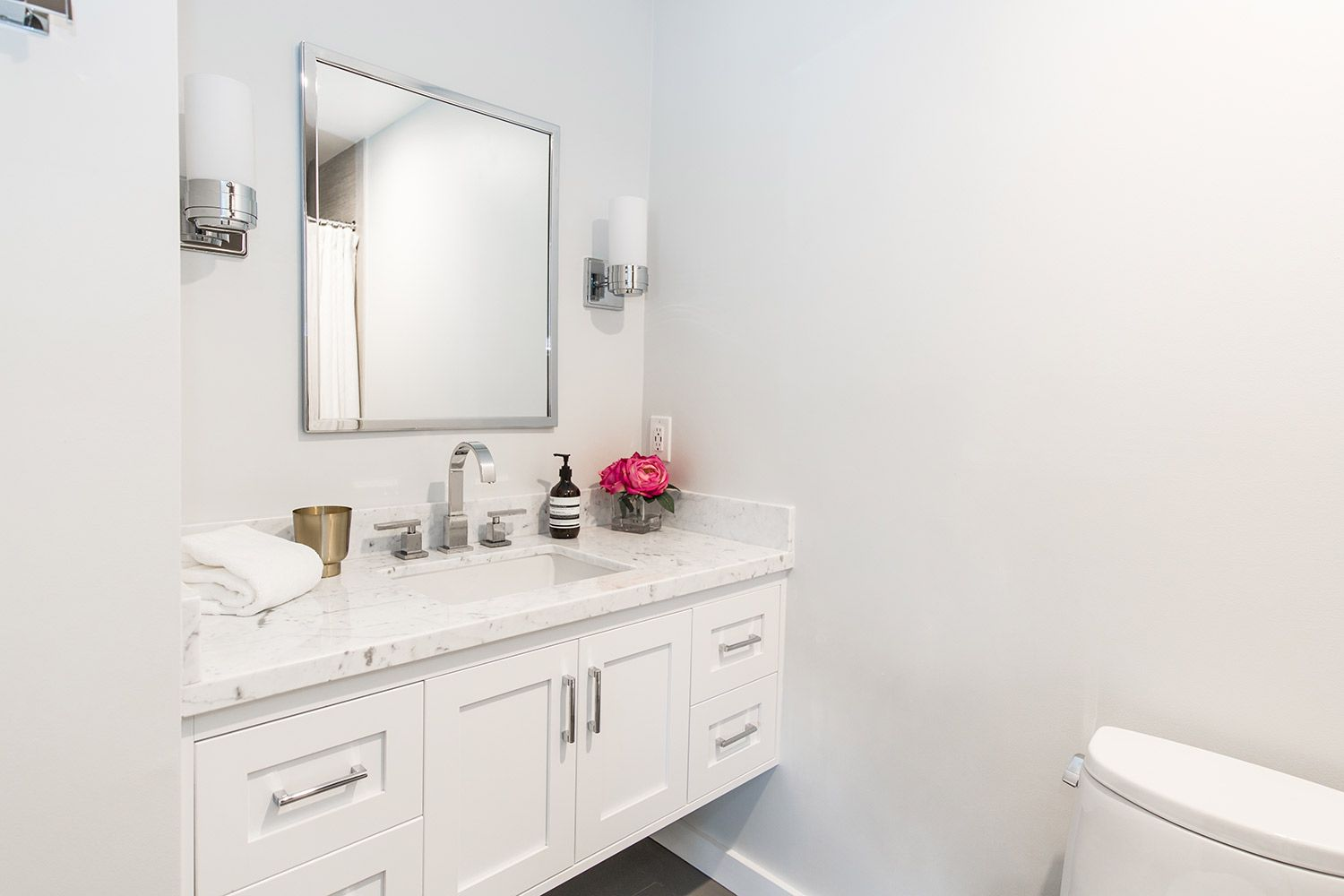 Contemporary Design Style Bathrooms By One Week Bath Bathroom - One week bathroom
