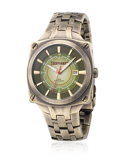 Man 92 0013 Cuarzo Chevignon 42 Reloj De MmMara 503 eIWDH2YE9
