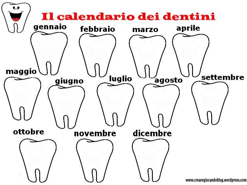 Calendario Dentini.Idee A Basso Costo O Zero E Creative Per La Calza Con