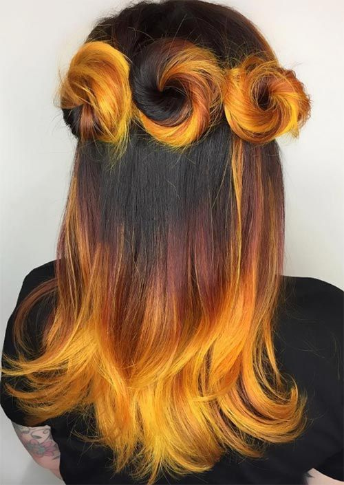 53 Hottest Fall Hair Colors to Try: Trends, Ideas & Tips