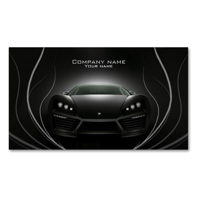 Stylish automotive business card business cards and business stylish automotive business card reheart Image collections