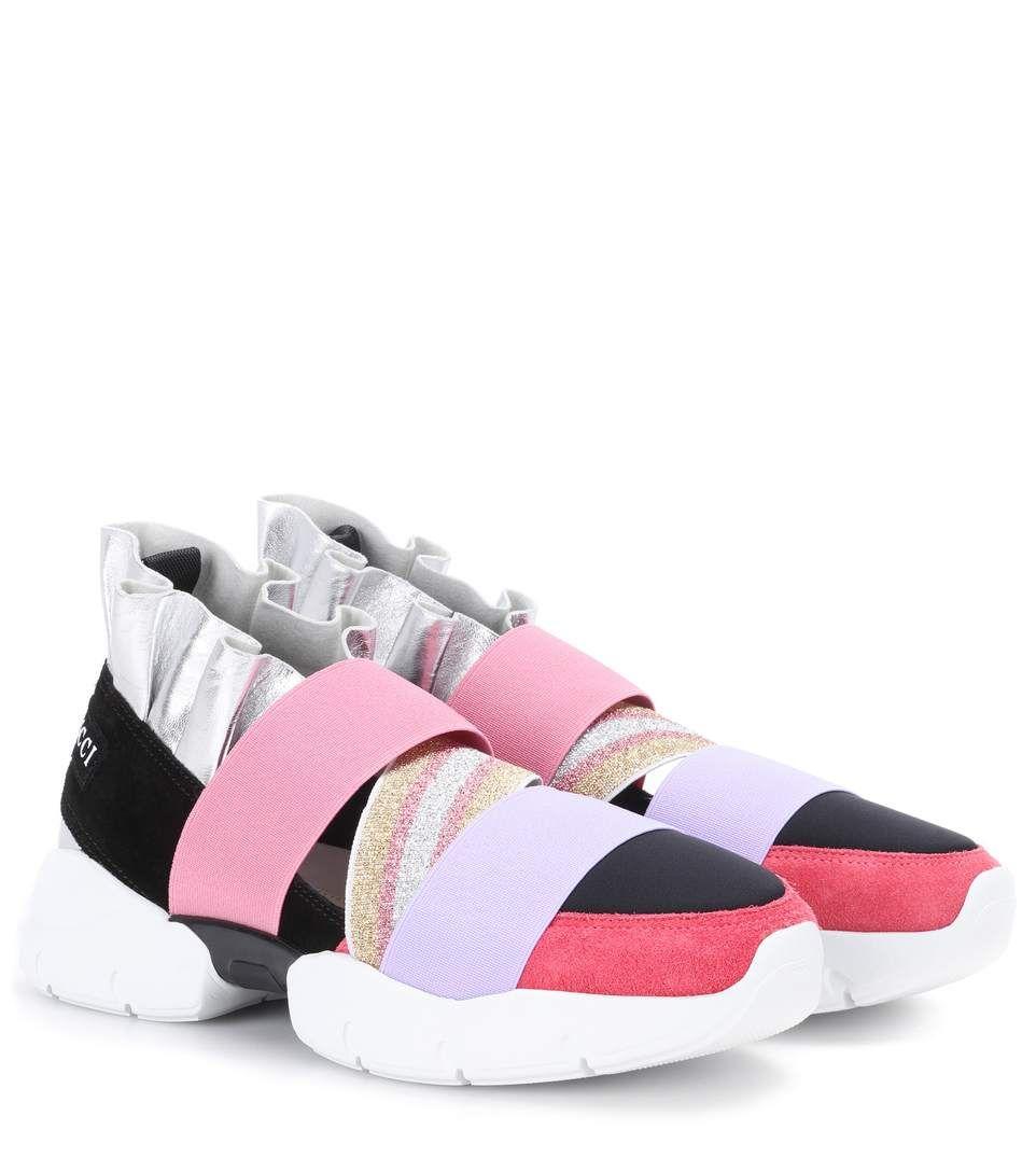 0120523881eb EMILIO PUCCI Suede sneakers.  emiliopucci  shoes     Emilio Pucci in ...