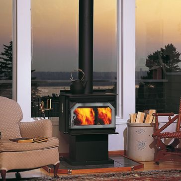 Ihp Striker 160 Fireplace Stores Wood Fuel Stove