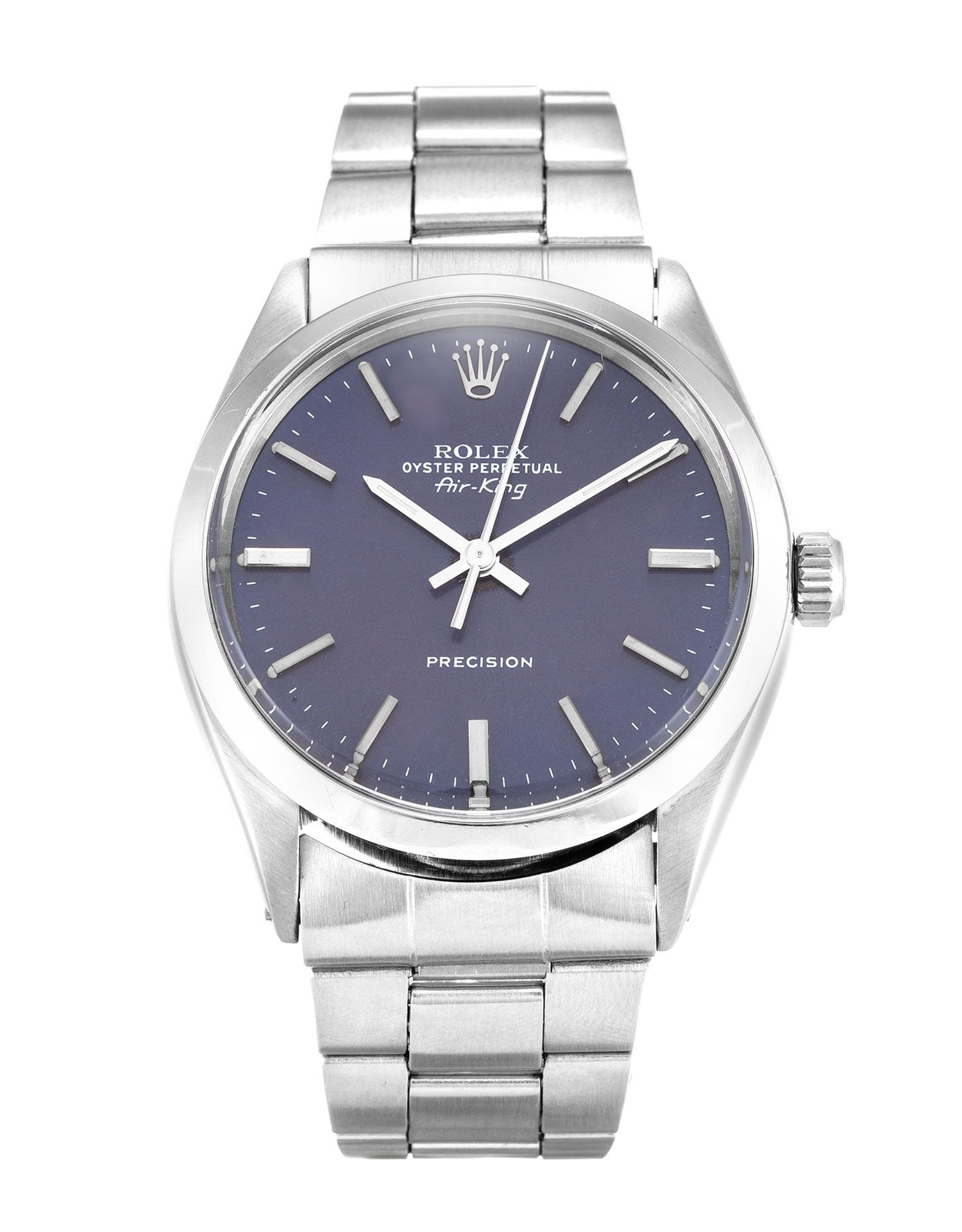 Rolex AirKing 5500 for Mens Steel Band Best Price