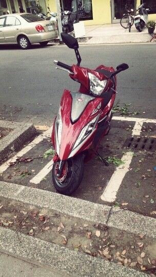 My scooter ♥ Kymco G6 (125c.c.)