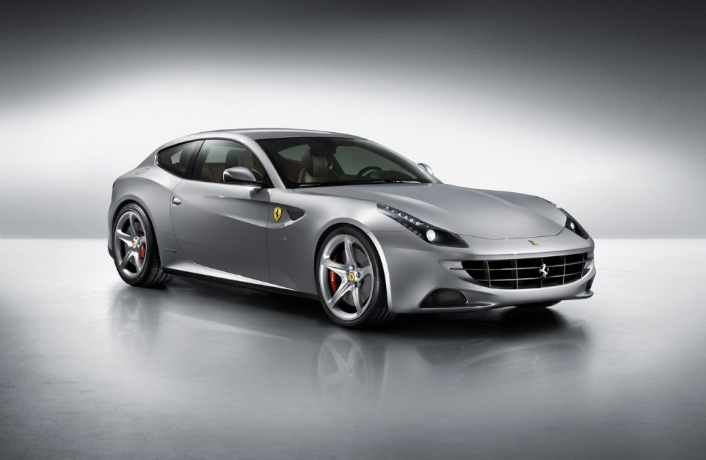 2017 #Ferrari #FF can be said as the ingenious and rare car with the ...