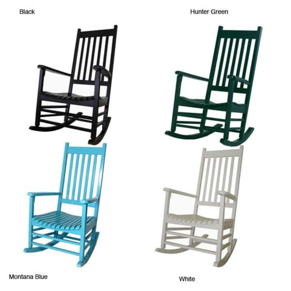 Swell Shop Havenside Home Surfside Solid Wood Outdoor Rocking Unemploymentrelief Wooden Chair Designs For Living Room Unemploymentrelieforg