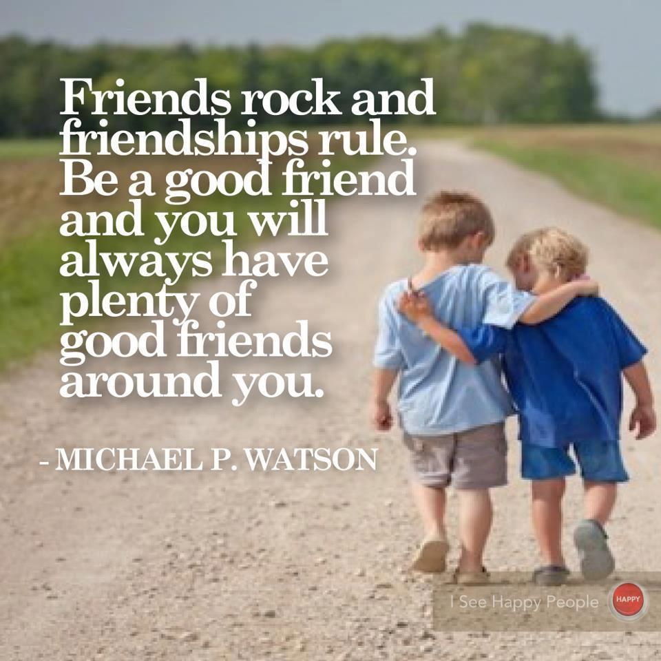 Quotes About Best Friendship Friends Rock And Friendships Rule  Friendship  Pinterest
