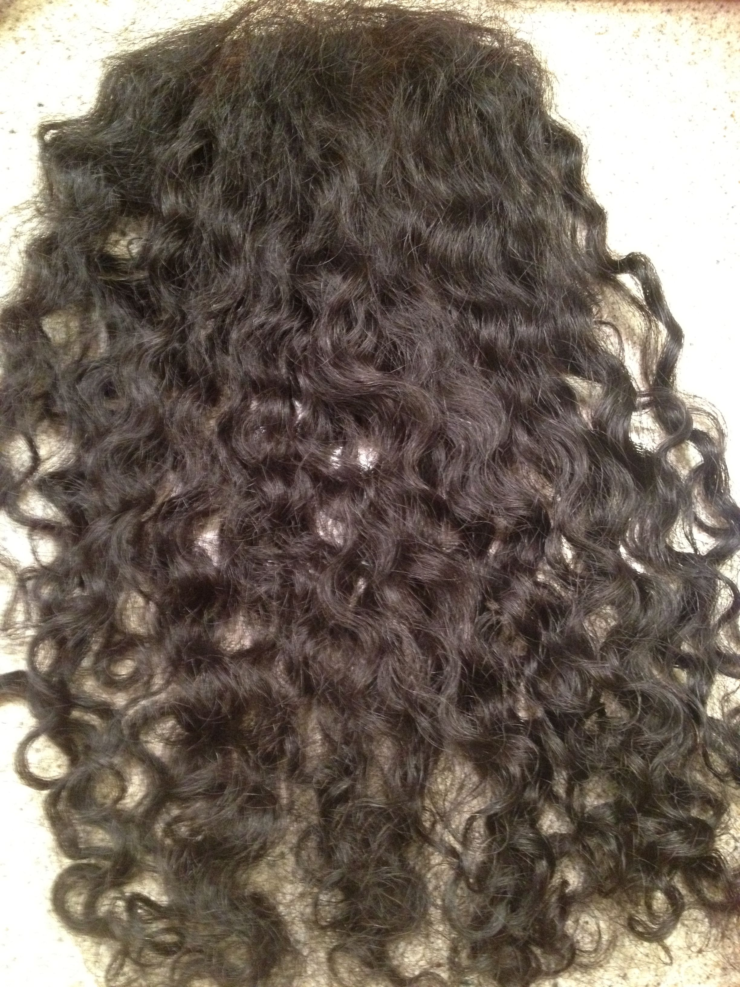 Indian Remy Curly #fayslacewigs