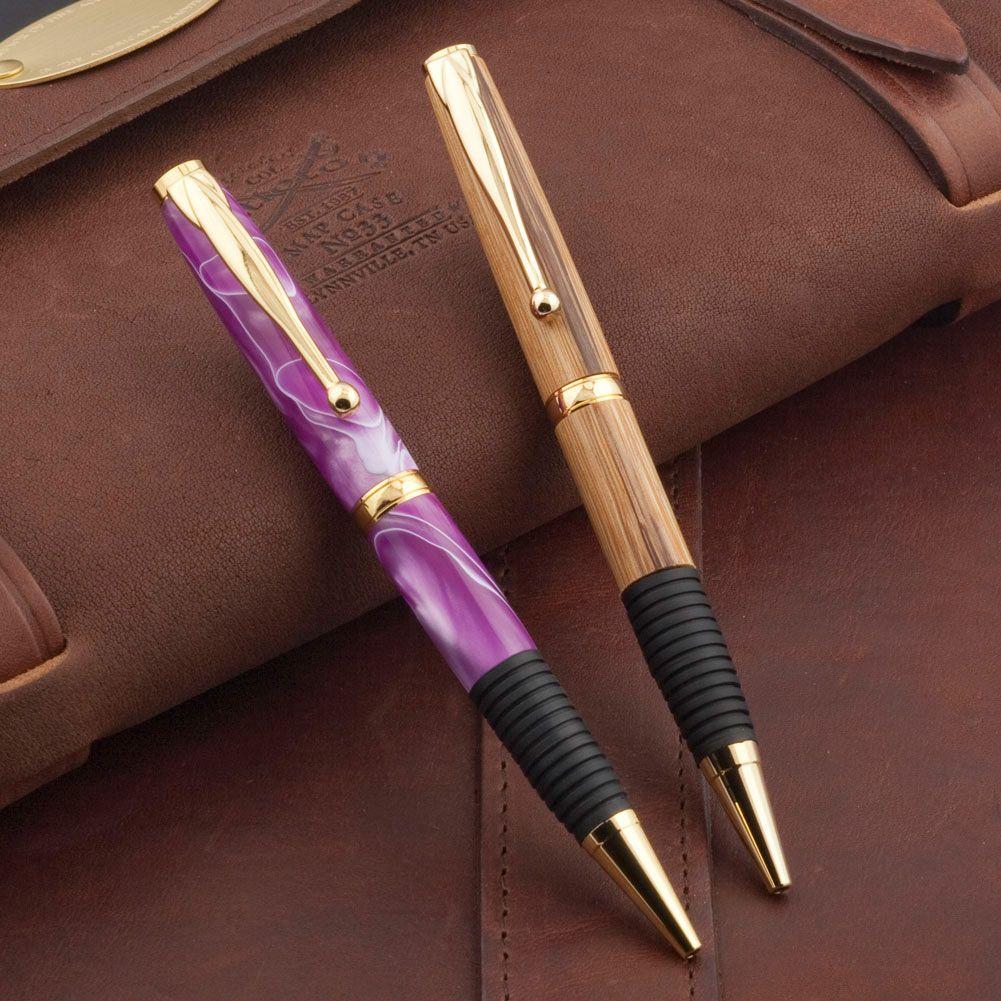 Craft pens to write on wood - Apprentice Soft Grip Pen Kit