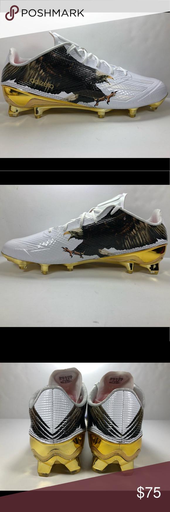 pretty nice baf2e 80581 Adidas Adizero 5-Star 5.0 Uncaged Football Cleat