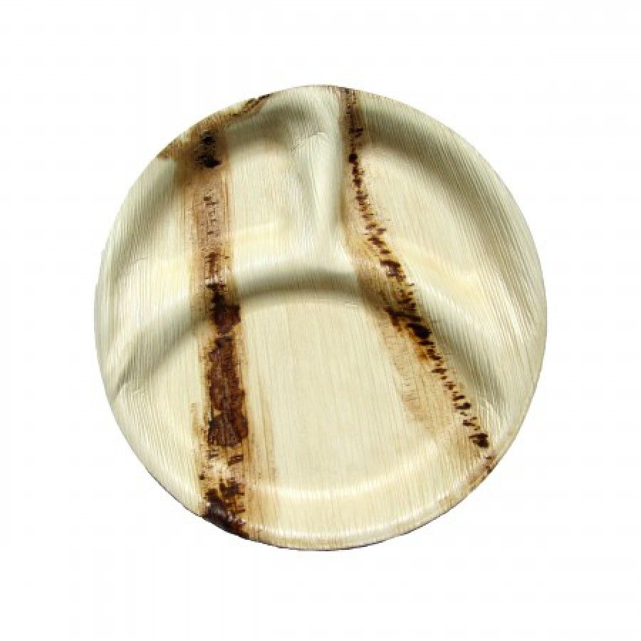 New Round Partition Plate (12 inches)