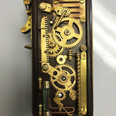 Borobudur Box Mod - Steampunk - Hand Made Authentic EXTREME RARE Mechanical Mod in Consumer Electronics, Gadgets & Other Electronics, Other Gadgets | eBay