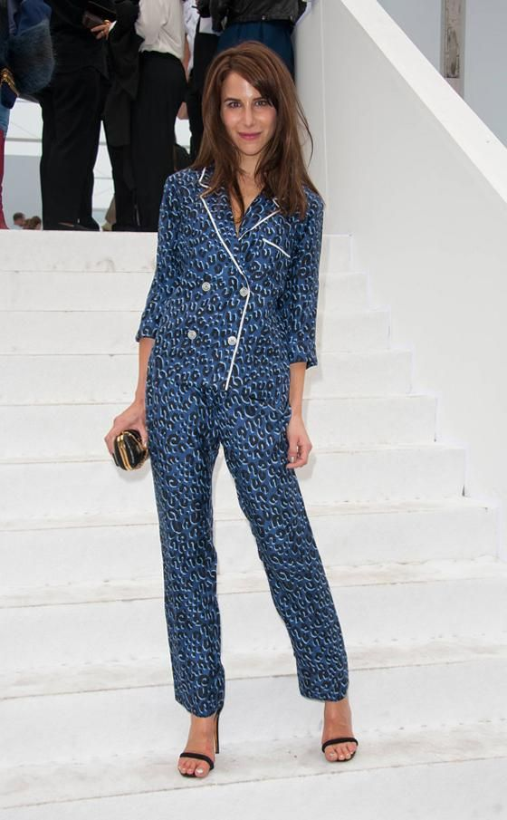 85eb84f2ca Vuelve la tendencia pijama a las calles