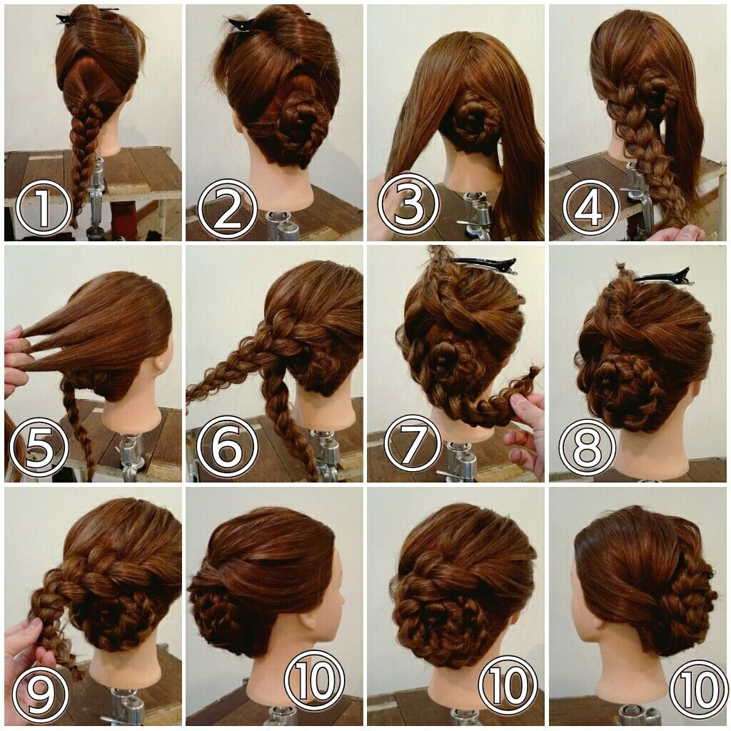 Pin by guylaine on pousse des cheveux pinterest hair style