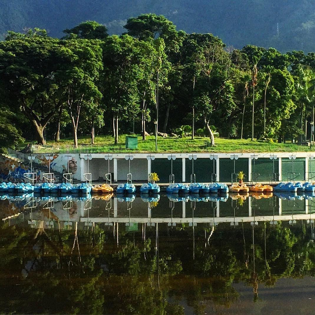 Foto de @gcm003 Gabriela hace unas fotos del Parque Del este que es ...