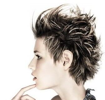 Short Androgynous Hairstyles Women Google Search