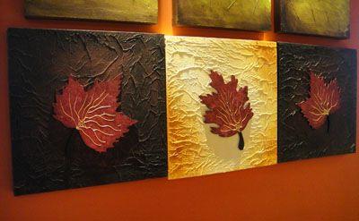 Cuadros con texturas buscar con google canvas arte - Cuadros abstractos paso a paso ...