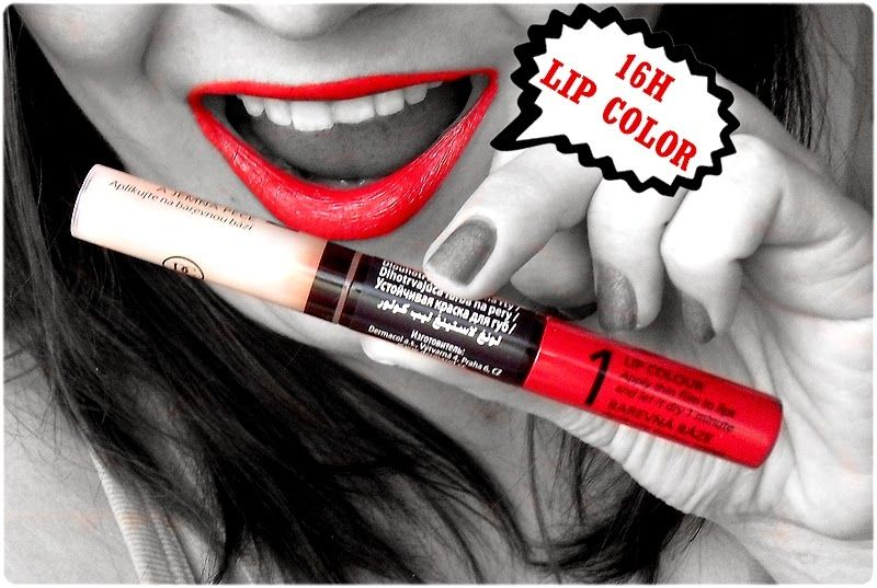 Gate to Neverland: Miracle...?! Dermacol 16H Lip Colour