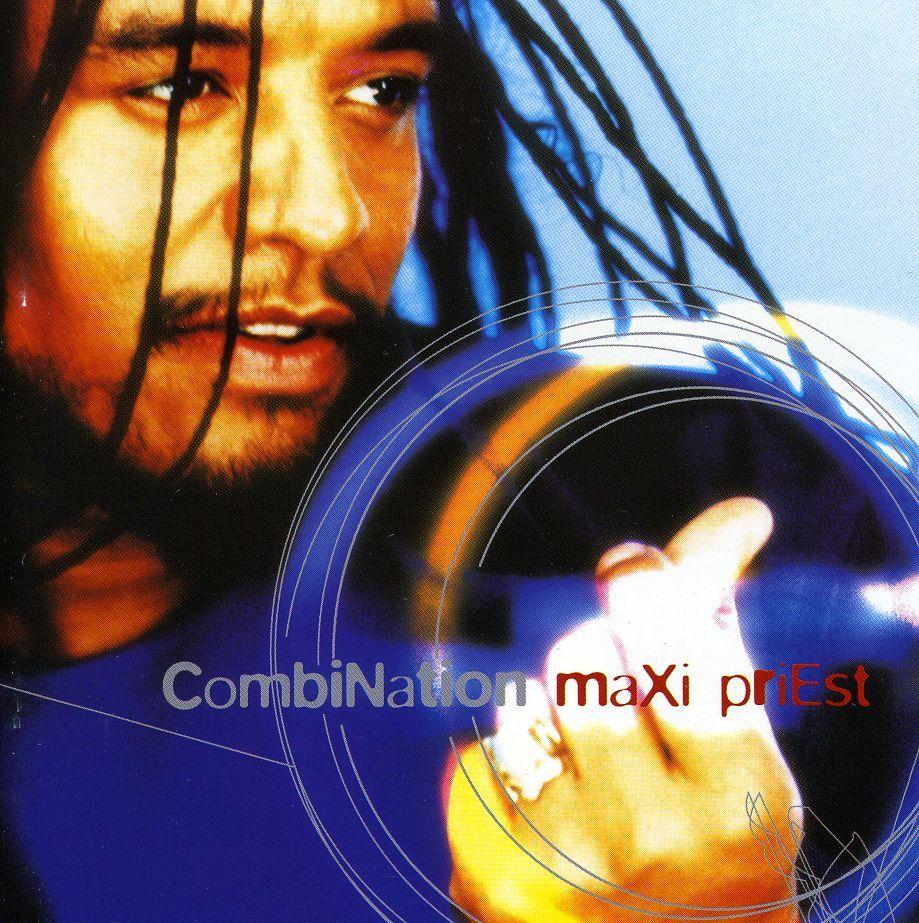Maxi Priest - Combination, Grey